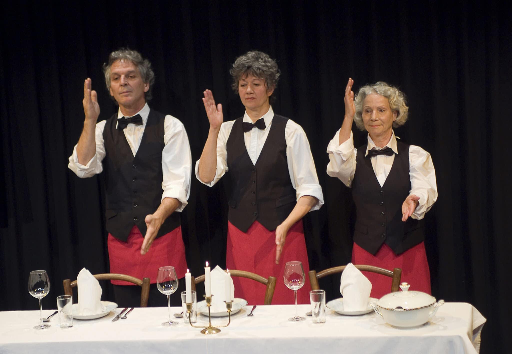 Der feine Unterschied - Theater Bilitz